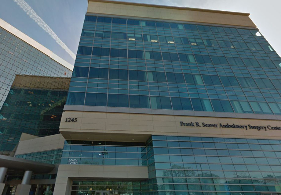 office building at 1245 Wilshire Blvd. Los Angeles, CA