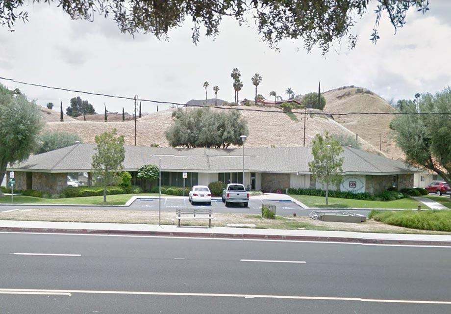 medical office at 1900 East Washington St. Colton, CA 92324