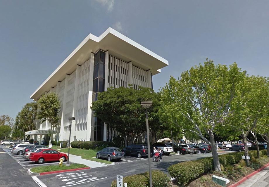 office building at 3400 Lomita Blvd, Torrance, CA