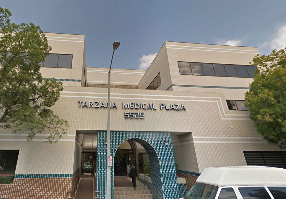 office building at 5525 Etiwanda Ave, Tarzana, CA 91356